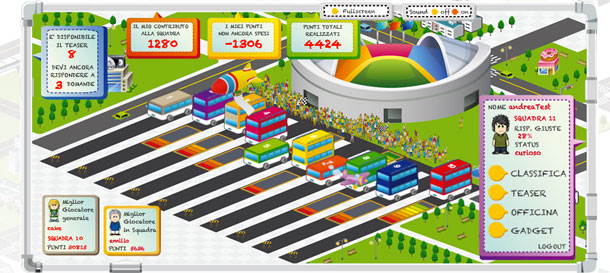 call centre gamification